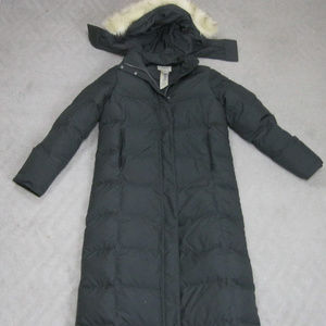 LL Bean Women's Ultrawarm Long Coat XS Petite